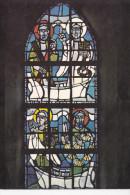 ILES CHAUSEY (50-Manche), Chapelle, Vitrail De Yves St-Front, Les 4 Apôtres Marins, Pierre André, Jean, Jacques, Ed. Gau - Granville