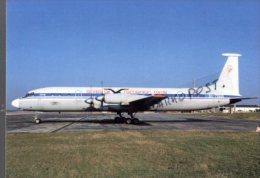 Ilyushin IL-18TD Airways IL 18 \ ACVILA AIR \ ER-75929 \ IL 18 Airlines IL.18 Aereo Avion Aircraft Aviation IL18 - 1946-....: Moderne