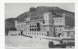 MONACO - N° 328 - LE PALAIS DU PRINCE - CPA NON VOYAGEE - Prince's Palace
