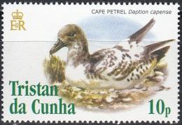 Tristan Da Cunha 2005 Pétrel De Cape Town Neuf ** - Tristan Da Cunha
