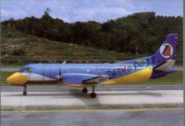 Saab 340 Airlines Aereo HAPPY AIR HS-HPI Avion Aircraft Saab340 Aviation Aiplane Saab 340 - 1946-....: Moderne