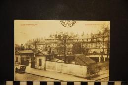 CP, 75, PARIS Ecole Polytechnique  Boncourt Et Pavillon       1904 - France