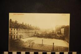 CP, 75, PARIS Ecole Polytechnique  Pavillon       1904   Edition J David Levallois 92 - France
