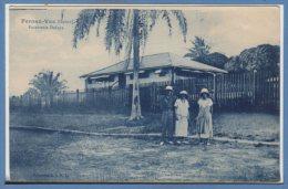AFRIQUE  -- GABON -- Fernan VAZ - Factorerie Defaye - Gabon