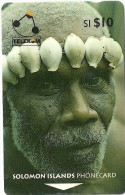 Solomon - SOL-05 Man From Turarana 10$ 02SIC (C), Used - Solomon Islands