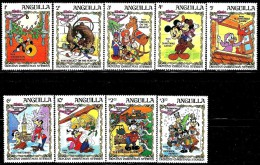 Anguilla - 1983 - Christmas - Mint Stamp Set - Anguilla (1968-...)