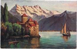 LAC LEMAN - VD Vaud