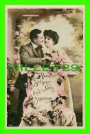 COUPLES - VOTRE SOUVENIR NOUS UNIT DAVANTAGE - ÉCRITE - CIRCE - - Couples