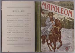 Napoléon - Jens Raabe - Livre En Norvégien - Norwegian Book - Langues Scandinaves