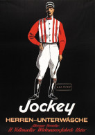 @@@ MAGNET - Jockey - Publicitaires