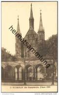 Alt-Berlin-Mitte - Klosterstrasse - Klosterkirche - Mitte