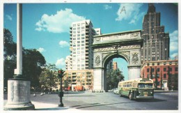 GREENWICH VILLAGE, New York City - Greenwich Village