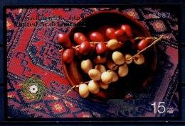 United Arab Emirates 2012 / Fruits MNH Frutas / C8907  30-11 - Frutas