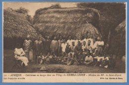 AFRIQUE - SIERRA LEONE -- Cathéchismeen Image - Sierra Leone