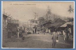 AFRIQUE - SIERRA LEONE -- FREECTOWN - Sierra Leone