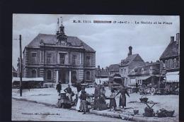 ETAPLES LE MARCHE - Etaples