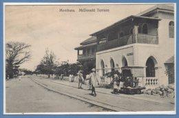 AFRIQUE - KENYA -- Mombasa - Mc Donald Terrace - Kenya