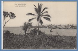 AFRIQUE - KENYA --  Vue De Mombasa - - Kenya