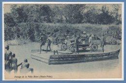 AFRIQUE -  BUKINA FASO Passage De La Volta Noire ( Haute Volta - Burkina Faso