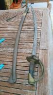 Sabre De Cavalerie Model 1822 - Armes Blanches