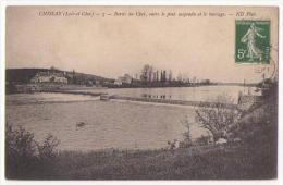 (41) Chissay, ND Phot 7, Entre Le Pont Suspendu Et Le Barrage - Autres Communes