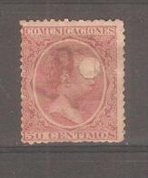 Sello Nº 224  T España - 1889-1931 Reino: Alfonso XIII