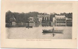 I3105 Bled Veldes - Hotel Mallner Und Rikli´s Badenstalt - Barche Boats Bateaux / Non Viaggiata - Slowenien