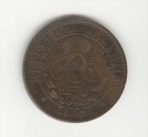 2 Centavos Argentine / Argentina 1893 TTB - Argentina