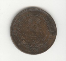 2 Centavos Argentine / Argentina 1893 TTB - Argentine