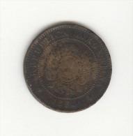 1 Centavo Argentine / Argentina 1889 TTB - Argentinië