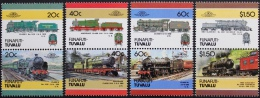 Tuvalu (Funafuti), Locomotieven - Tuvalu