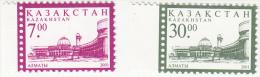 Kazakhstan Michel-cat. 349/350  ** - Kazakhstan