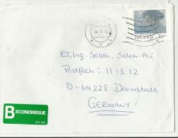 ISLAND CV 1996 - 1944-... Republique