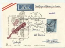 AT CV 1959 - 1945-.... 2. Republik