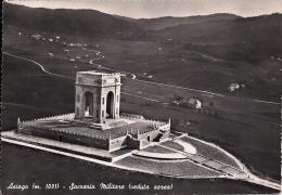 ASIAGO  VICENZA  Fg  Sacrario Militare - Vicenza