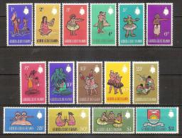 Gilbert & Ellice Islands 1968 - Folklore - Gilbert & Ellice Islands (...-1979)