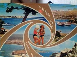 CAPO TESTA S TERESA GALLURA VEDUTE VB1976 EV153 - Sassari