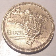 Brazil 2 Cruzeiros 1946 - Brazil