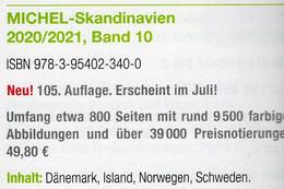 Nord/Südost-Europa Katalog 2015/2016 Neu 132€ MICHEL Band 4+5 SRB BG GR RO TR Cyprus DK Eesti Soumi FL Latvia NO S - Belgien