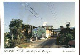 Guadeloupe : Centrale Sucrière De Grosse Montagne - Guadeloupe