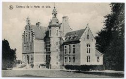 BELGIQUE : CHATEAU DE LA MOTTE EN GEE - Huy
