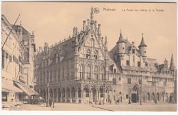 Mechelen, Malines, La Poste, Les Halles Et Le Musée (pk19845) - Mechelen