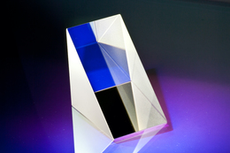 43.5   90 °  DISPERSIONS - PRISMA  / PRECISION  PRISM  HQO = HIGH QUALITY OPTICS - Prismen