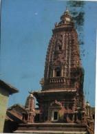 Mahaboudha Nepal Recto Verso Beaux  Timbres Nepal - Nepal