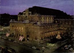 Wien Staatsoper Recto Verso Beau Timbre Autriche - Vienna