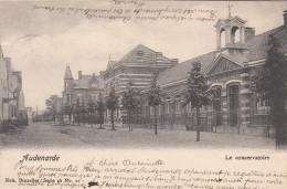 Oudenaarde, Audenarde, Le Conservatoire (pk19866) - Oudenaarde