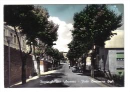 Monte San Vito ( Ancona ) Viale Beniamino Gigli Viaggiata Ma Francobollo Asportato COD.C.1880 - Italia