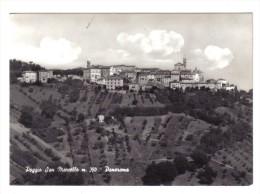 Poggio San Amrcello Panorama Non Viaggiata  COD.C.1882 - Italia