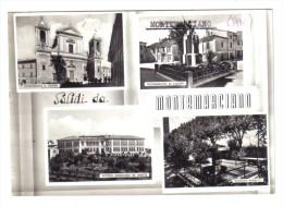 Saluti Da Montemarciano Non Viaggiata   COD.C.1888 - Italia