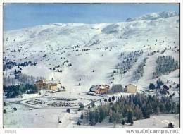 LA JOUE DU LOUP - Agnières En Devoluy - Téléeskis De La Lauzière Et Des Fontelles Des Chaumattes - 1984 - Francia